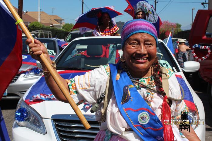 Desde hace 34 años se celebra el desfile por la Independencia de Centroa...
