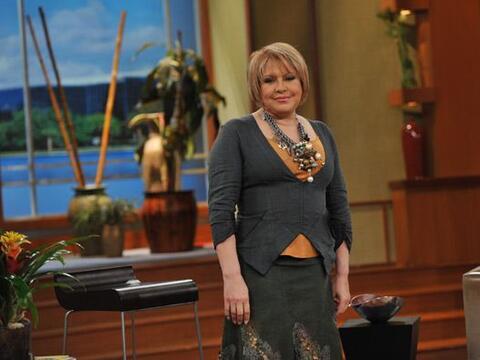 La Dra. Nancy tiene una gran energía que muchas presentadoras m&a...