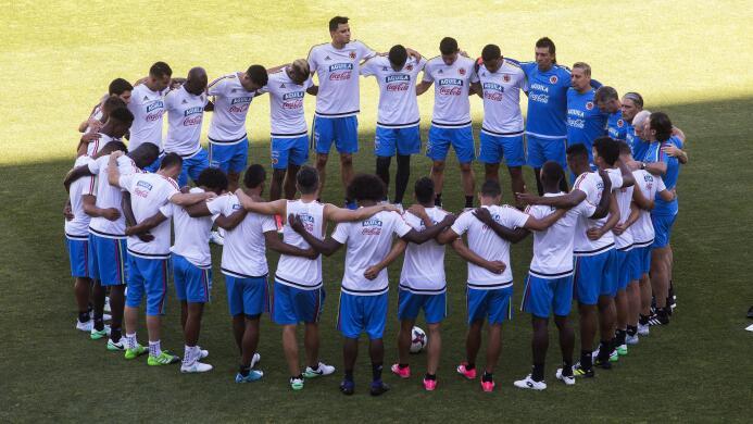 Colombia, el refugio de un James olvidado por el Real Madrid 63632375844...
