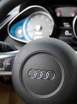 Estando al volante se siente como tener el control real de la velocidad.