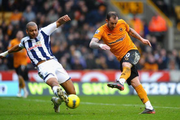 El otro duelo que se disputó este día fue el del Wolverhampton Wanderers...