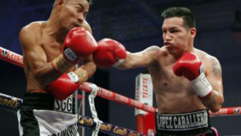 'Tyson' Márquez volvió al camino del triunfo (Foto: Zanfer)