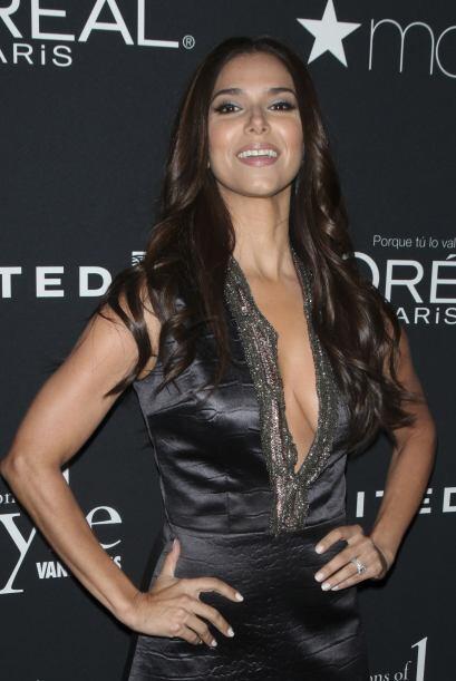 Otras bellezas como Roselyn Sánchez nos sorprendieron con su sensualidad.