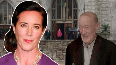 Muere el padre de Kate Spade, una noche antes del funeral de su hija
