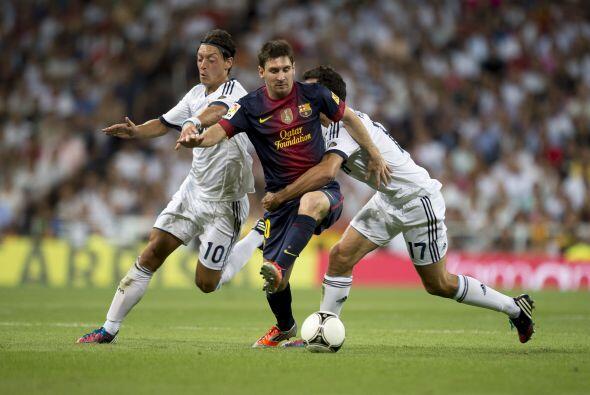Pero al Barcelona no lo pueden dar por derrotado, incluso cuando juega mal.