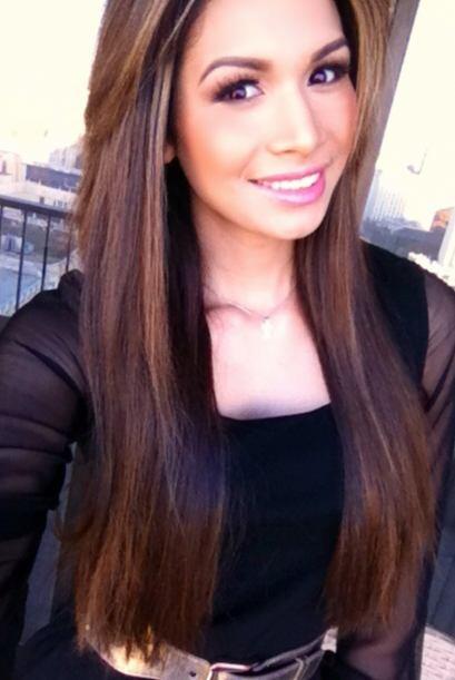 Por último te traemos las mejores 'selfies' de Marisela de Montec...