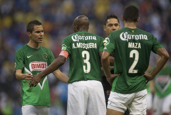 Las Águilas siguen extrañando a Miguel Herrera y aunque con Mohamed sigu...