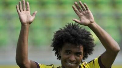 El brasileño llega a los 'Blues' procedente del Anzhi.
