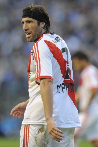 Muy poco mostró River en el encuentro ante Olimpo jugado en Bahía Blanca...