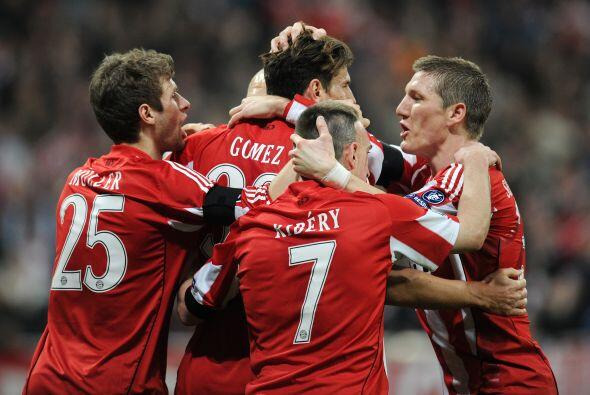 Y con un 'hat-trick' fue fundamental para que los bávaros derrotaran 5-1...