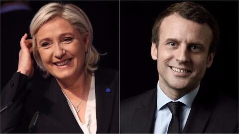 Donald Trump apoya a Le Pen y Barack Obama, a Macron: así será la segund...