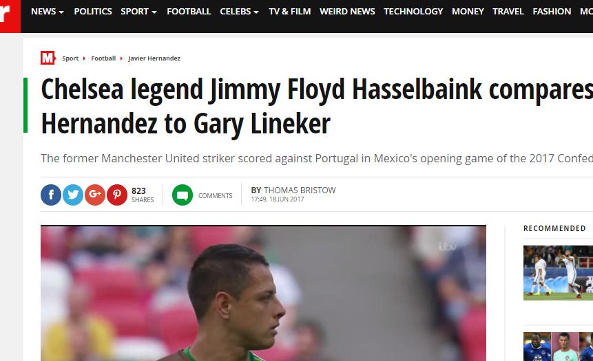 Pros y Contras: 'CH14, al nivel de Gary Lineker y Pippo Inzaghi' 1.png
