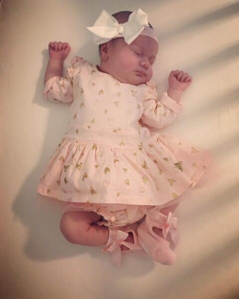 Baby Alana bebés Despierta América