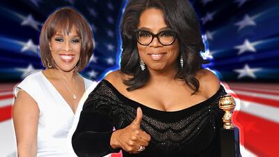 """Oprah Winfrey está """"intrigada"""" por la idea de ser candidata presidencial de EEUU"""