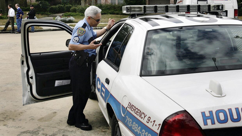 Policía de Houston. (Imagen de Archivo).