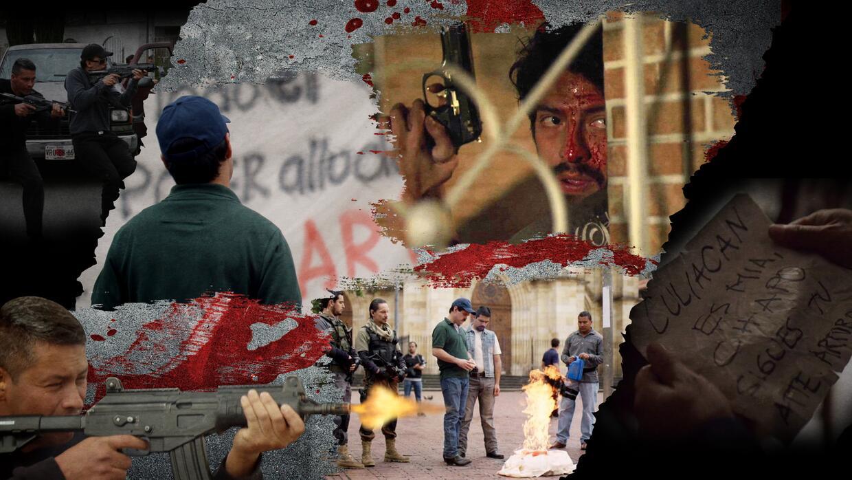 Arturo Bernal Leyda en El Chapo
