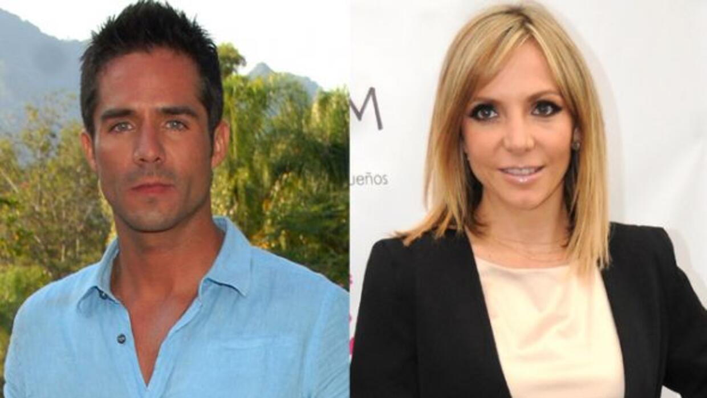El actor y la cantante llevarían un mes de novios.