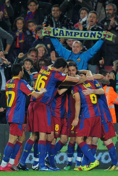 El equipo de Guardiola sigue a paso firme y juega cada vez mejor.
