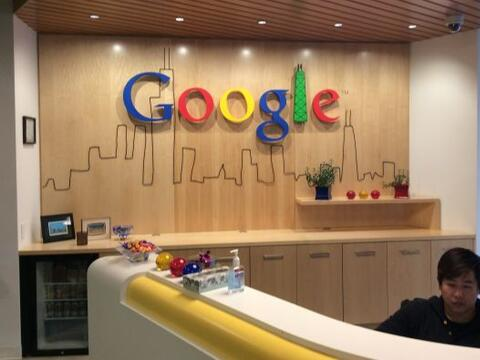 Univision Chicago te lleva en exclusiva dentro de los cuarteles de Googl...