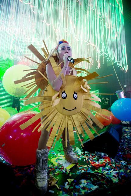 Jared y Miley