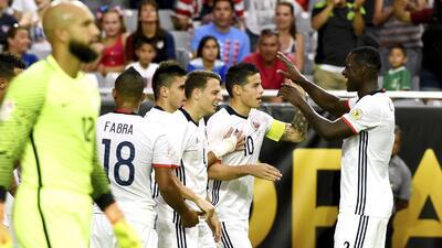 Con un golazo Colombia pasó el examen por el tercer lugar