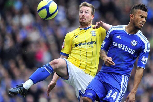 Ya sin Torres en la cancha, Chelsea intentó llegar al empate pero no con...