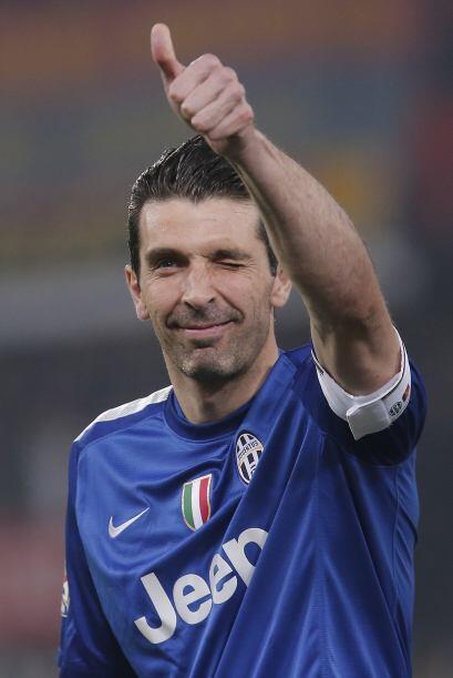 El portero de la Juventus ha ganado gran parte de su dinero con el club...