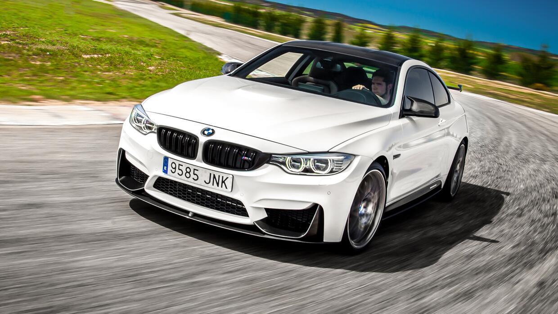 El nuevo BMW M4 CS 2017 es solo para España