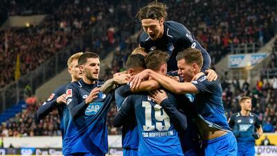 Hoffenheim le pasa por encima al Stuttgart 'a rebotes'