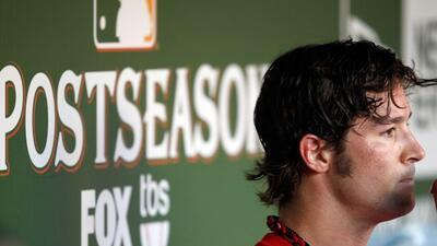 CJ Wilson, el pitcher estrella de los Texas Rangers, firmó contrato por...