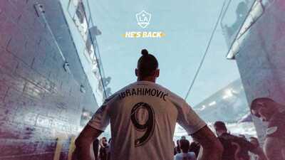 Es oficial: Zlatan Ibrahimovic regresa a LA Galaxy en 2019 como Jugador Franquicia