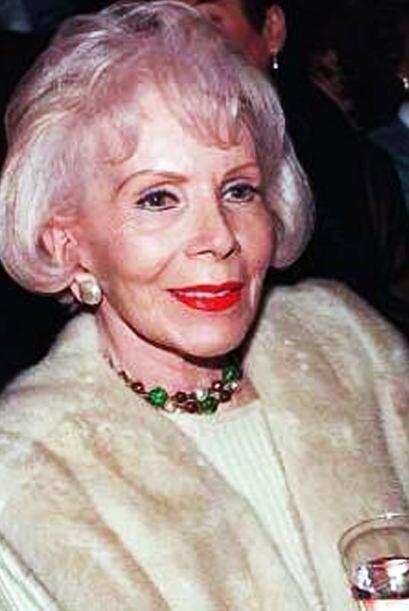 Nadia Haro Oliva fue una actriz de cine, teatro y televisión. Participó...