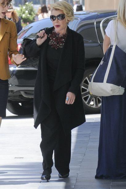 El pasado 26 de agosto fue captada en Beverly Hills, haciendo unas compr...
