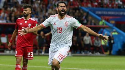 El gol agónico con el que España venció a Irán y respira por el cupo a octavos de final