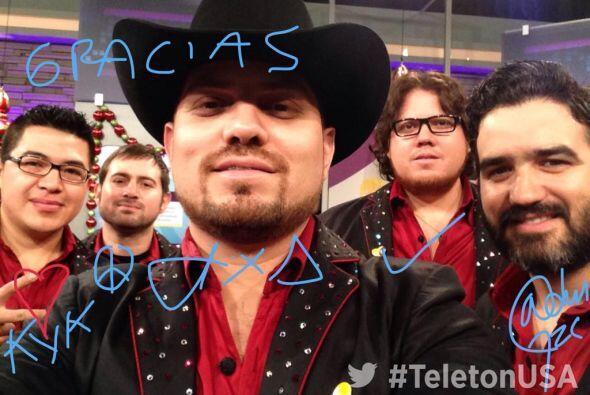 Teletón redes