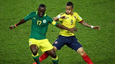 La selección colombiana llegó a cuatro unidades para ser segundos del Gr...