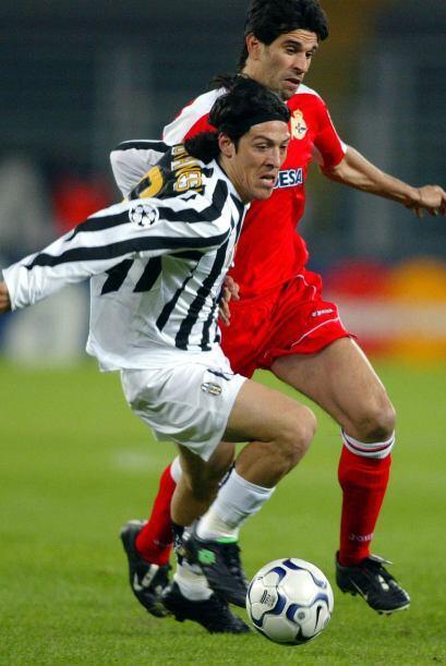 Jugador de la Juventus y campeón mundial con el seleccionado ital...
