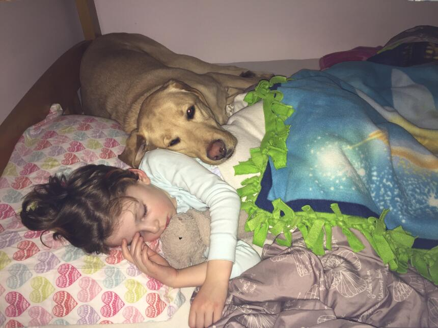 Oakley helps her regain her strength to face the world