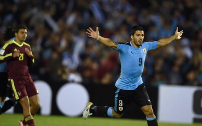 Uruguay venció a Marruecos por la mínima con penal de Cavani gettyimages...