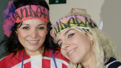 Famosas amistades (como la de Karla Luna y Karla Panini) que acabaron para siempre