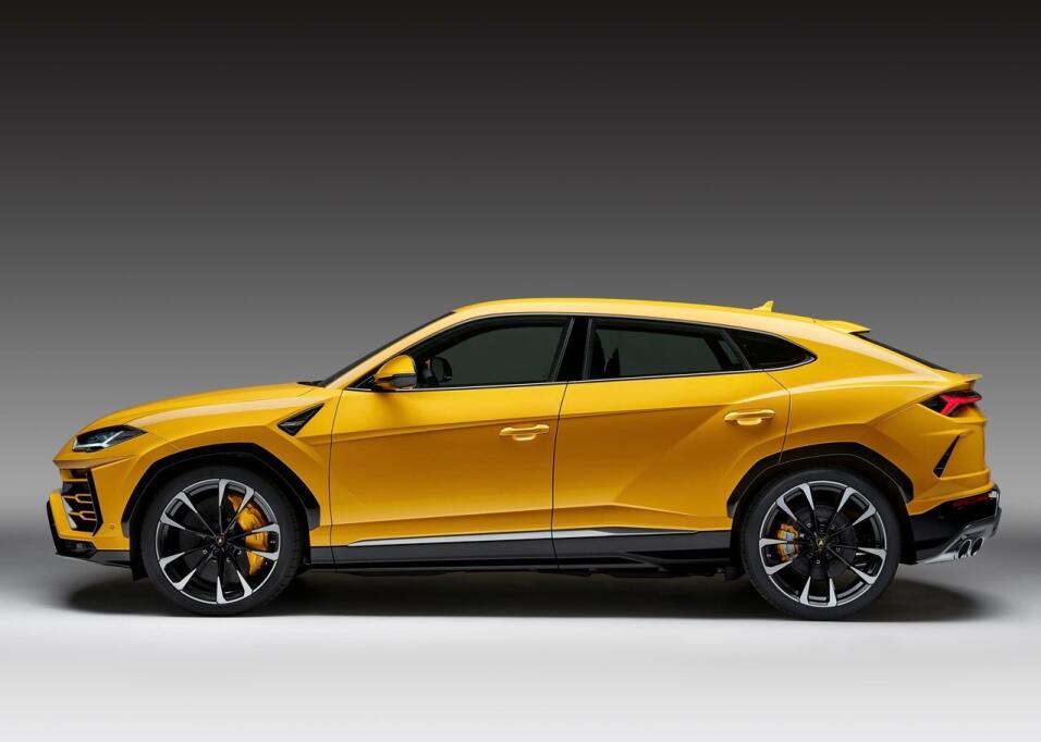 Seis datos sobre la Lamborghini Urus que no te debes perder lamborghini-...
