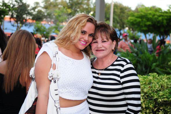 ¿Quién dijo bellezas latinas? Miami amaneció de cientos de chicas que as...