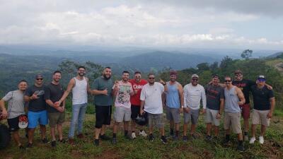 Una despedida de soltero termina en tragedia: mueren 4 amigos y un guía en accidente de 'rafting' en Costa Rica