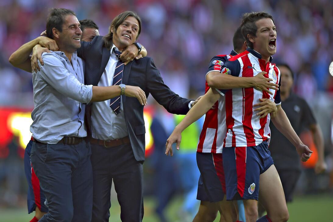 Como las Chivas, cinco equipos que avanzaron rondas sin ganar 20170521_5...