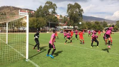 Morelia jugó su segundo encuentro de preparación.