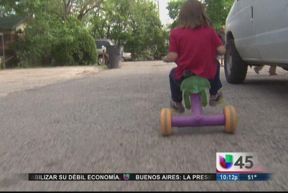 Una madre de Houston alega que una maestra le habría pegado a su hija de...