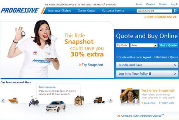 PROGRESSIVE- Esta compañía de seguros busca representantes de servicio a...
