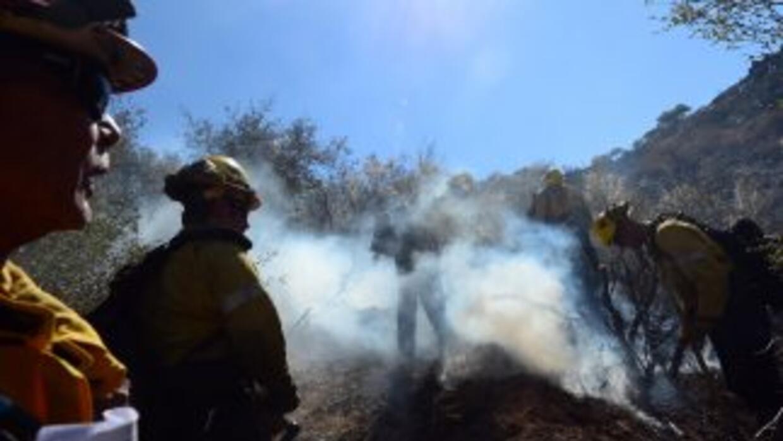 Semanas antes de la tradicional temporada de incendios avivados por los...