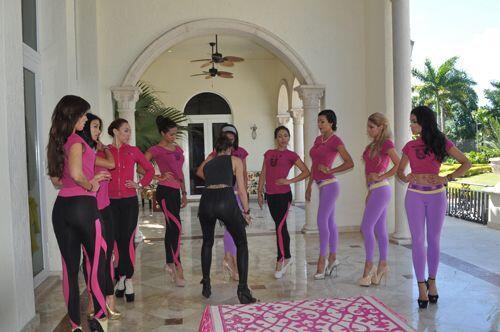 La nicaraguense llegó hasta Miss Universo  gracias a su preparaci...