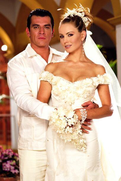 Alejandra Barros y Jorge Salinas tuvieron los personajes estelares de &q...